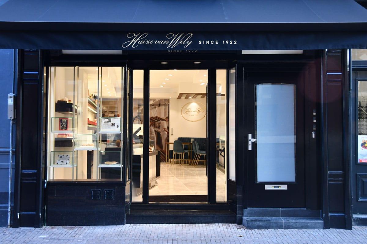 Nieuwe winkel Huize van Wely Haarlem Centrum.